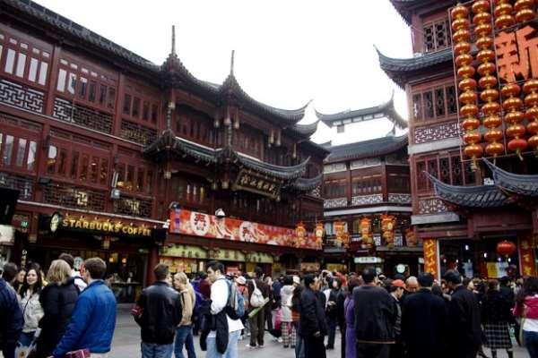 Путешествие в Китай. Шоппинг