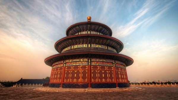 Путешествие в Китай. Храм неба