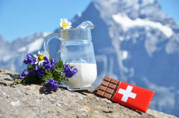 Швейцария и Германия