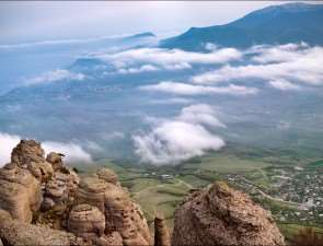 Необычный отдых в Крыму