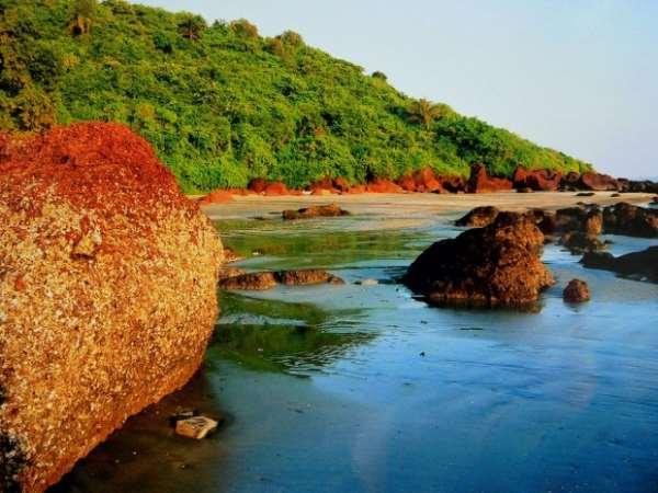 Гоа - самый посещаемый штат Индии