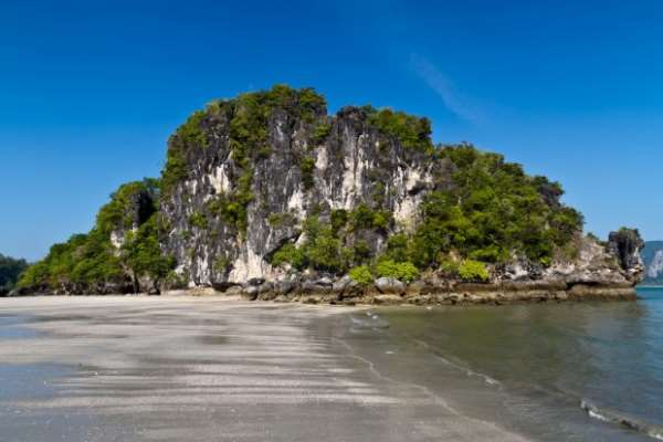 Первозданные чудеса тайского острова