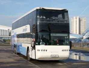Особенности организации автобусных перевозок людей