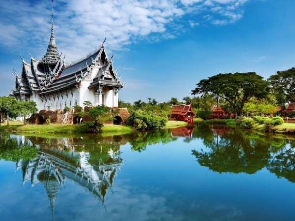 И-Син – уголок тайской истории и ремесел
