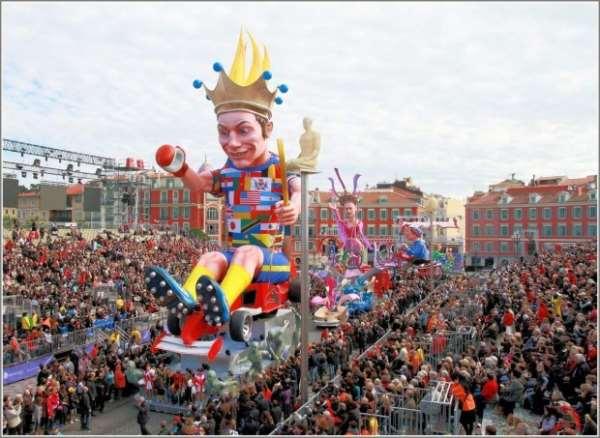 Карнавалы Ниццы