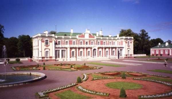 Кадриоргский дворец, Таллин