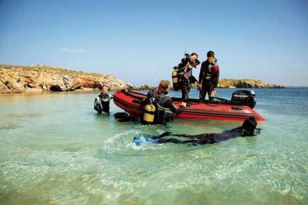 Как выбрать надувную лодку для активного отдыха?