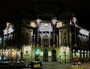 Немного об отпуске в Барселоне