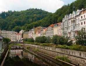 Лечение в Чехии и известные курорты