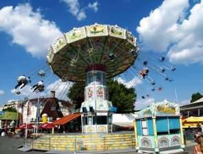 детские парки в вене