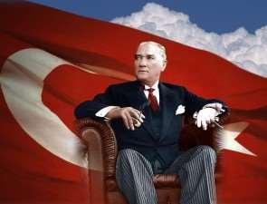 Отец турков Ататюрк