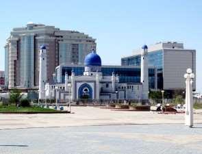 Нефтяная столица Казахстана