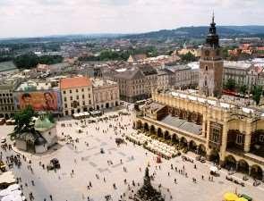 Что привлекает туристов в Кракове?