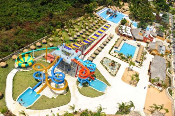Доминиканские отели с аквапарками