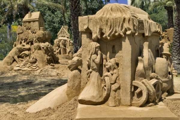 Сказки на песке