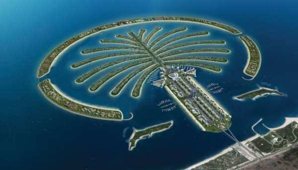 Современные чудеса Дубая