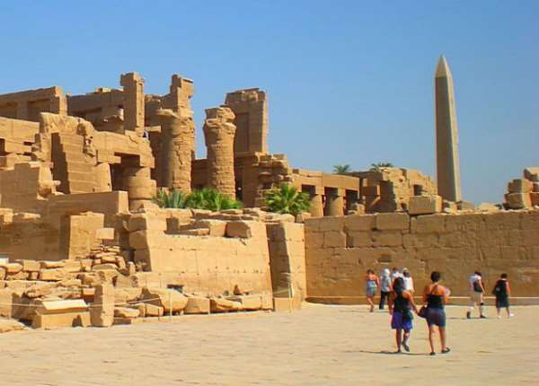 Луксор - самый большой в мире музей под открытым небом