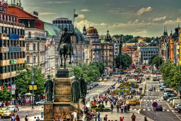 Романтика чешской столицы