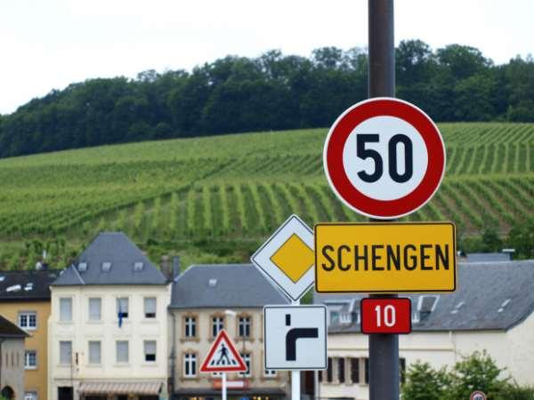 История шенгенской визы