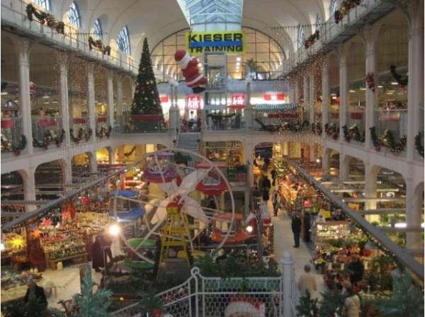 Дрезден шопинг
