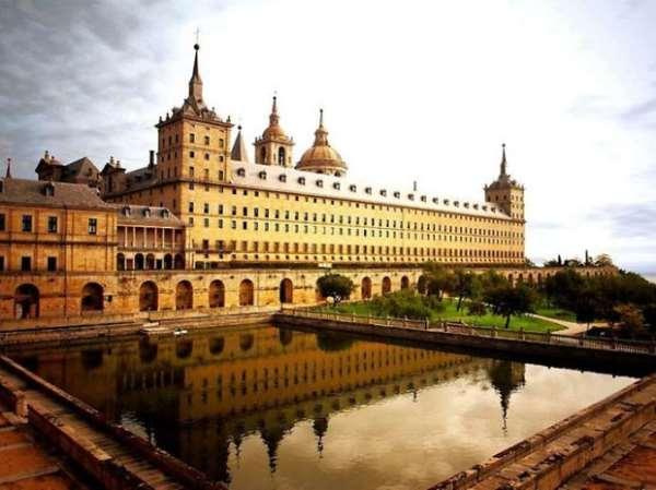 Эскориал Мадрид