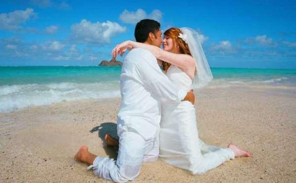 Свадебное путешествие теплоходом на Бермуды