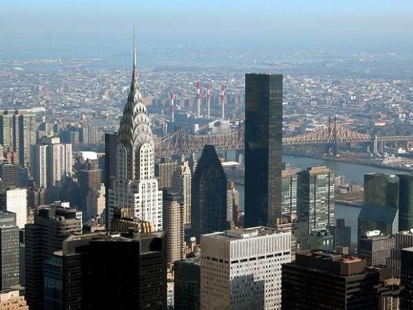 Нью-Йорк — неспящий мегаполис. Крайслер-билдинг