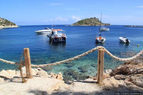 Волшебный остров Закинтос