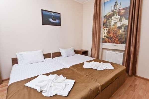 Дешевые гостиницы в Киеве
