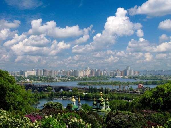 Живописный Киев