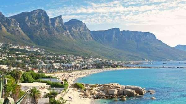 Побережье Южной Африки
