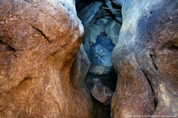 Отдых в Приморье: Екатериновские пещеры