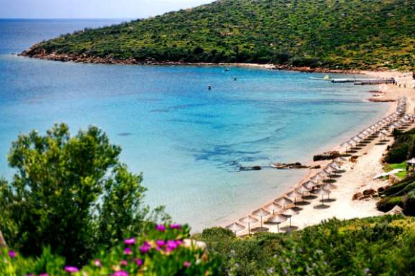 Эгейское побережье в Турции