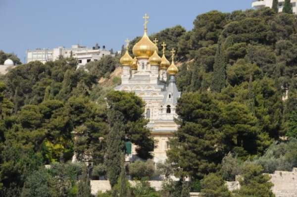 Монастырь Святой Марии Магдалины в Иерусалиме