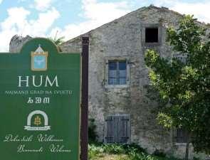 Хорватия Хум