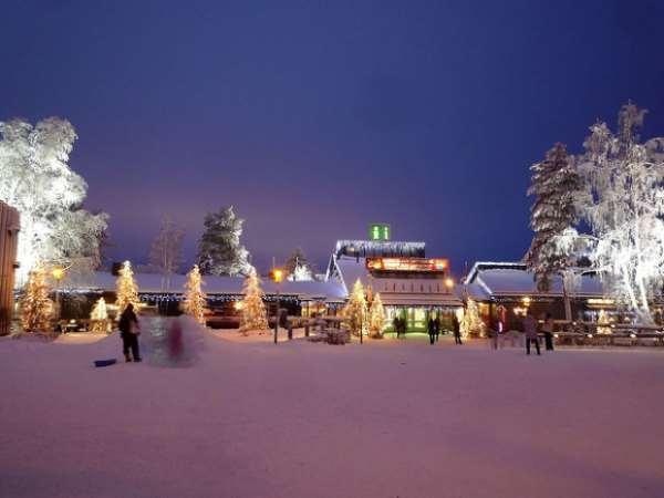 Новый год и рождество по-фински
