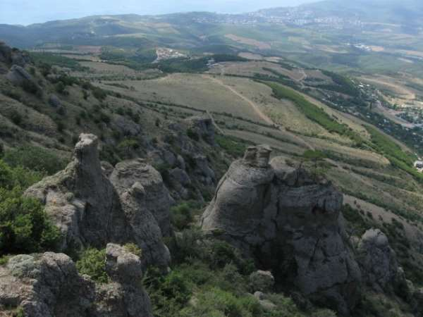 Гора mountain Demerji