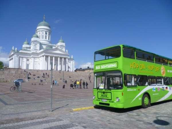 Заказ и аренда туристических автобусов