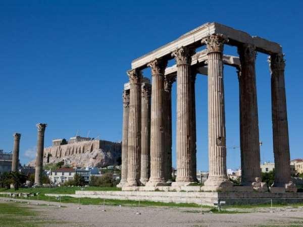 Храм Зевса, Греция