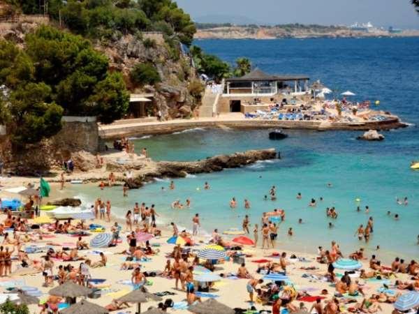 Испания, Мальорка Пляж