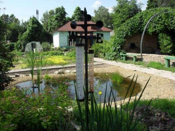 Ботанический сад имени Спрыгина в Пензе