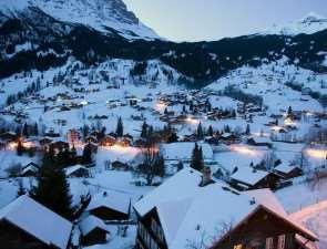 Зимний отдых за границей