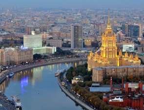 Исторические прогулки вдоль набережной Москвы