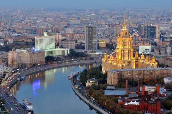 Прогулки вдоль москвы реки могут быть