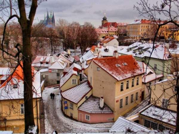 билеты в Прагу
