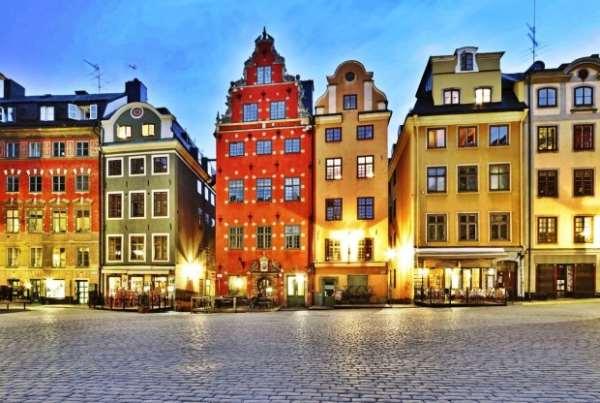 Стокгольм - необычная столица государства