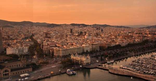 Экскурсии в Барселоне