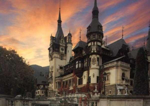 Необычные направления для отдыха - Трансильвания