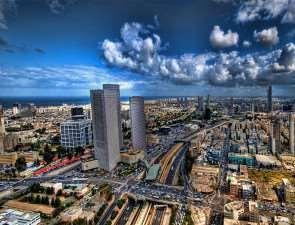 Курортная столица Израиля.