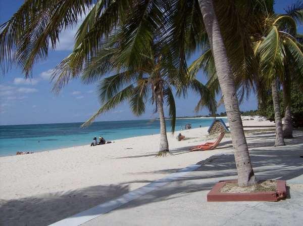 Фотографии кубинских пляжей 23 фотография